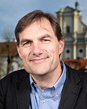 Oberbürgermeister Klaus Pleil