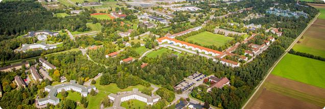 Fliegerhorst Fürstenfeldbruck Konversionsprojekt