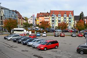 Bürgerdialog Neugestaltung Viehmarktplatz