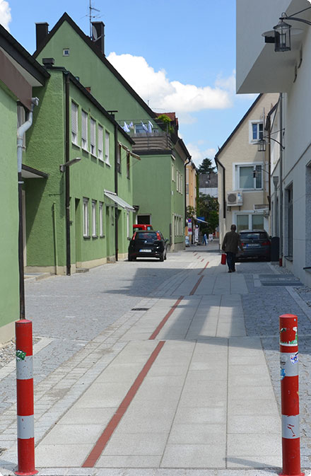 Verbindungsweg Hauptstraße Ludwigstraße FFB