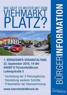Infotermin Viehmarktplatz