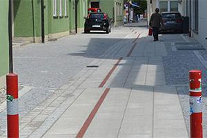 Abstimmung Name Verbindungsweg Hauptstraße Ludwigstraße