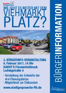 3. Infotermin Viehmarktplatz
